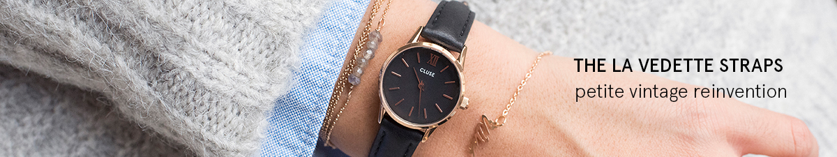 Shop Cluse La Vedette Watch Straps