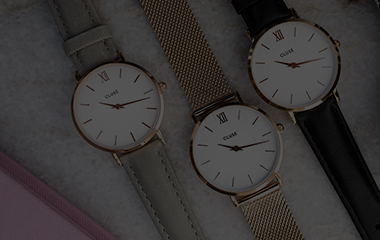 Cluse Minuit Watches
