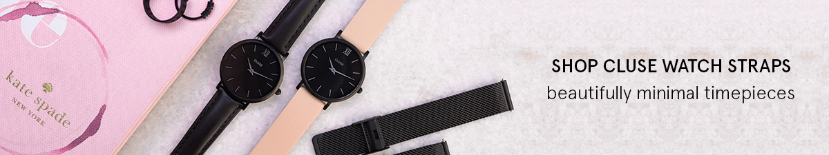 Shop Cluse Interchangeable Watch Straps
